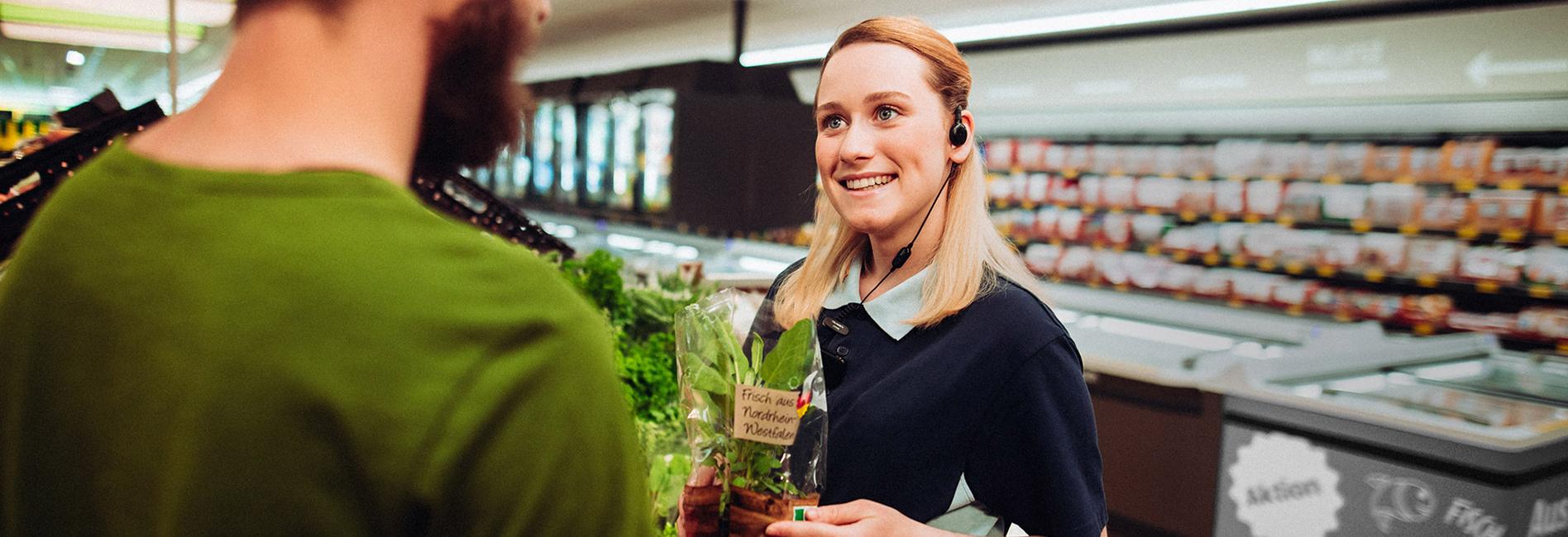 Ausbildung zum Verkäufer und Kaufmann im Einzelhandel (m/w/d)